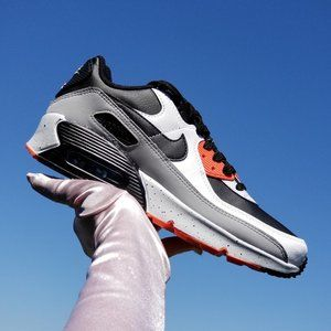 Nike Air Max 90 Black White Grey